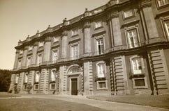 Royal Palace of Capodimonte, Naples Stock Photo