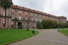 Royal Palace of Capodimonte, Naples Royalty Free Stock Photo