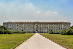Royal Palace Caserta Obraz Stock