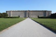 Royal Palace of Caserta Royalty Free Stock Image