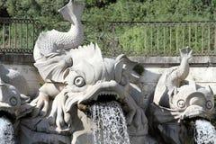 Royal palace of Caserta Royalty Free Stock Photos