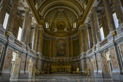 Royal palace - caserta, italy Royalty Free Stock Photo