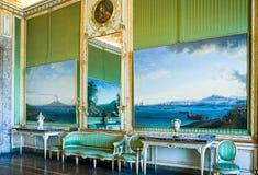 The royal palace of Caserta Royalty Free Stock Photos