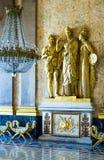 The royal palace of Caserta Royalty Free Stock Photo