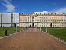 Royal palace of Caserta Royalty Free Stock Photography