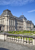 The Royal Palace in center of Brussels Royalty Free Stock Photography