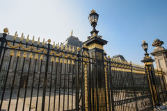The Royal Palace in center of Brussels , Belgium.  Stock Images
