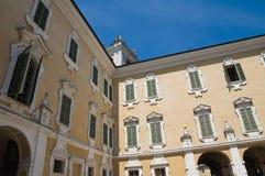 Royal Palace of Colorno. Emilia-Romagna. Italy. Stock Image