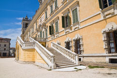 The Royal Palace of Colorno. Emilia-Romagna. Italy. Royalty Free Stock Photos