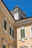 The Royal Palace of Colorno. Emilia-Romagna. Italy. Royalty Free Stock Image