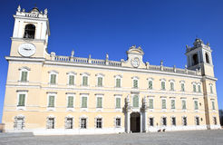 The royal palace of Colorno, Parma Royalty Free Stock Images