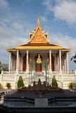 Royal Palace Complex, Phnom Penh Royalty Free Stock Photos