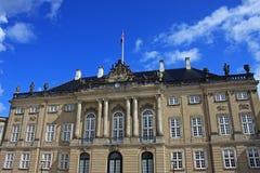 Royal Palace, Copenhagen Stock Photo