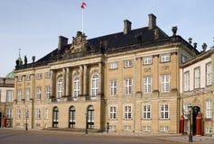 Royal Palace, Copenhagen, Denmark Royalty Free Stock Image