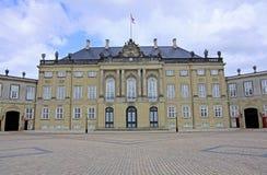 Royal palace Stock Photos