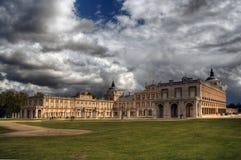 Royal Palace de Aranjuez imagen de archivo