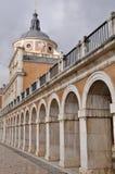Royal Palace de Aranjuez. Madrid (Spain) fotografia de stock