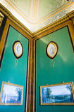 Royal Palace de Caserta Imagens de Stock Royalty Free