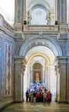 Royal Palace de Caserta Fotografia de Stock Royalty Free