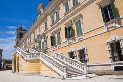 Royal Palace de Colorno. Émilie-Romagne. L'Italie. Photo stock