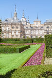 Royal Palace de La Granja de San Ildefonso à Ségovie, Espagne Photo stock