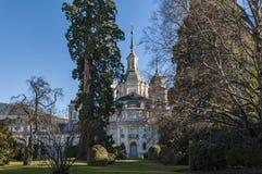 Royal Palace de La Granja de San Ildefonso Photos stock
