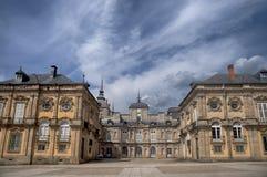 Royal Palace de La Granja de San Ildefonso, Espagne Image libre de droits