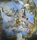 Royal Palace de La Granja de San Ildefonso à Ségovie, Espagne Images stock