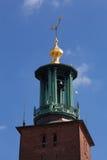 Royal Palace de Suecia Foto de archivo