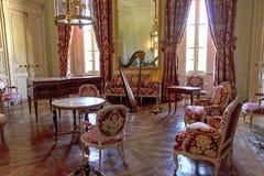 Royal Palace de Versailles, de monument historique et de site de patrimoine mondial de l'UNESCO photographie stock libre de droits