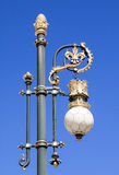 Royal palace detail at Madrid, Spain Stock Image