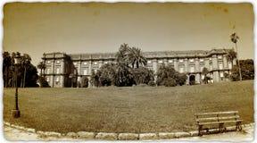 Royal Palace di Capodimonte, Napoli Immagine Stock