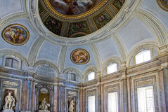 Royal Palace di Caserta Immagine Stock