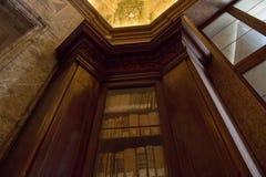 Royal Palace di Caserta, più grande Royal Palace nel mondo immagine stock libera da diritti