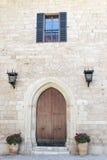 Royal Palace di La Almudaina, Palma de Mallorca Fotografie Stock Libere da Diritti