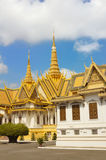Royal Palace du Cambodge #7 Images libres de droits