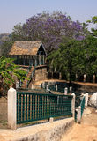 Royal Palace em Ambohimanga Foto de Stock