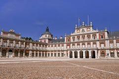 Royal Palace em Aranjuez, Espanha Fotografia de Stock