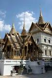 Royal Palace em Banguecoque Fotografia de Stock Royalty Free