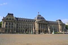 Royal Palace em Bruxelas Imagens de Stock