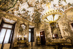 Royal Palace em Madrid Fotografia de Stock Royalty Free