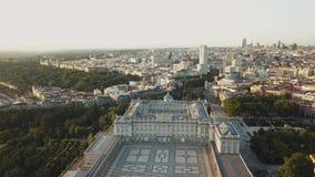 Royal Palace em Madrid filme