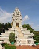 Royal Palace em Phnom Penh Imagens de Stock