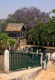Royal Palace en Ambohimanga Foto de archivo