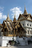 Royal Palace en Bangkok Fotografía de archivo libre de regalías