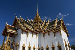 Royal Palace en Bangkok Fotografía de archivo