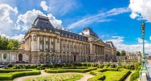 Royal Palace en Bruselas Foto de archivo libre de regalías