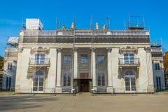 Royal Palace en el agua Imágenes de archivo libres de regalías