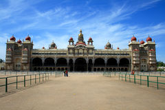 Royal Palace en Mysore-XX Imágenes de archivo libres de regalías