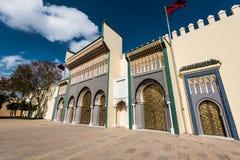Royal Palace Fez Στοκ Εικόνες